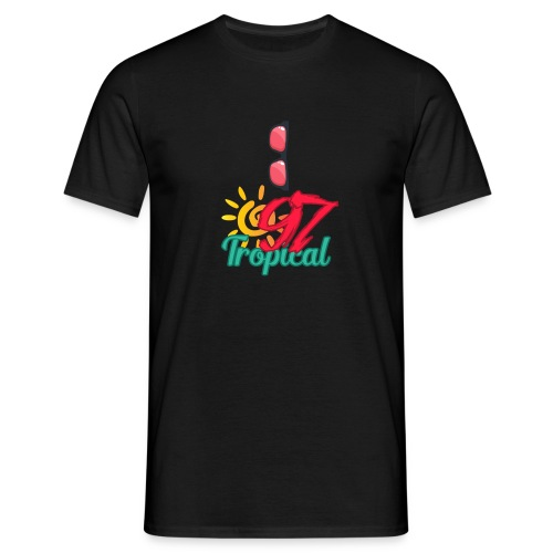 A01 4 - T-shirt Homme