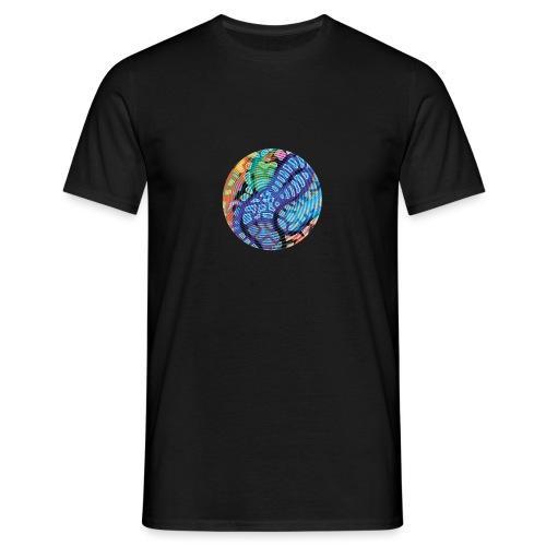 concentric - Men's T-Shirt