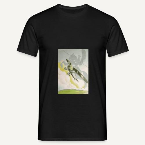 Skrzydlata husaria - Koszulka męska