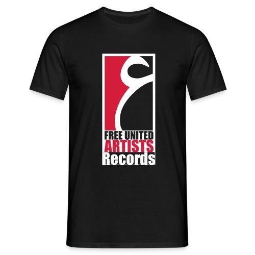 logo hochkant - Männer T-Shirt