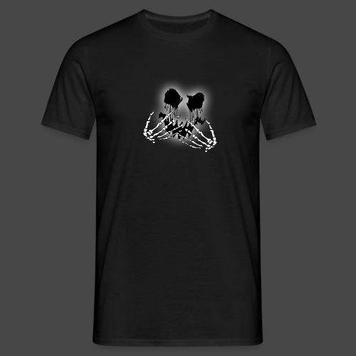 Skeleton Hands - Men's T-Shirt