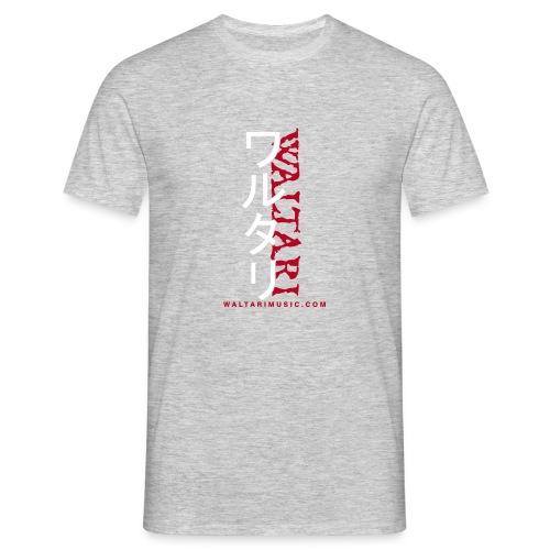 Waltari Japanlogo - Men's T-Shirt