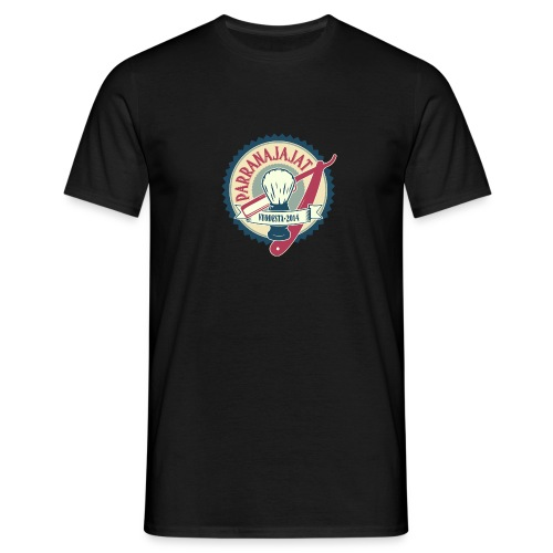 PARRANAJAJAT_logo-cmyk-is - Miesten t-paita