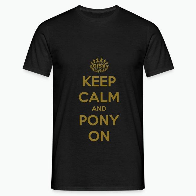 keep calm and pony on