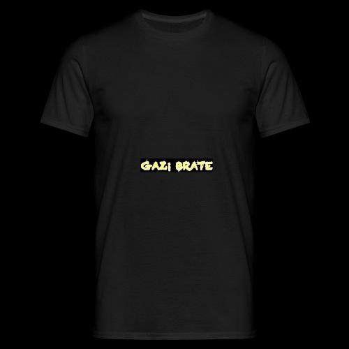 GAZI BRATE YT - Männer T-Shirt