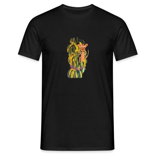 Bananas king - Men's T-Shirt