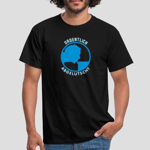 Ordentlich Abgelutscht - Männer T-Shirt