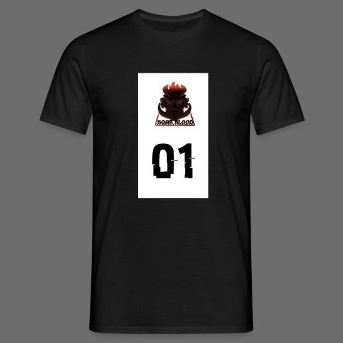Boar blood 01 - Koszulka męska