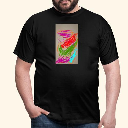 Shivams Kreation 1 - Männer T-Shirt