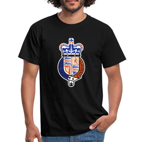 British Seal Pixellamb - Männer T-Shirt