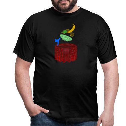 Bodegón kung fu Cipotescü - Camiseta hombre