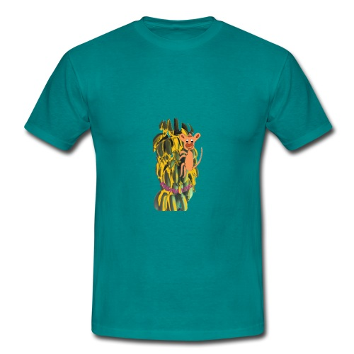 Bananas king - Men's T-Shirt