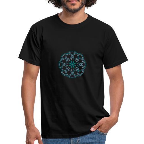 Spirograph - Männer T-Shirt