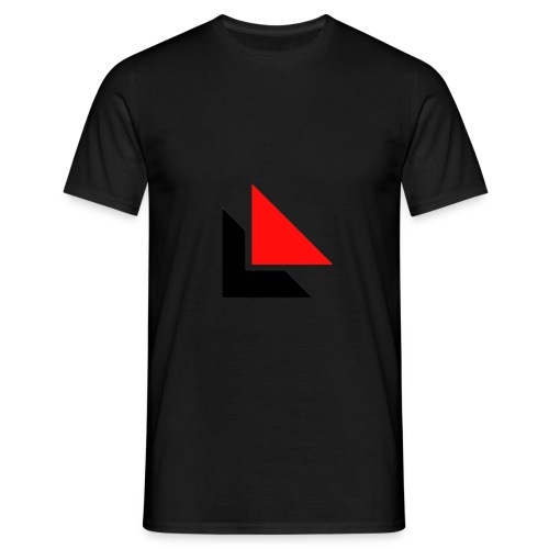 LZZ NORMAL LOGO SHIRT - T-shirt herr