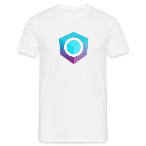 mapcore logo distribute png - Men's T-Shirt