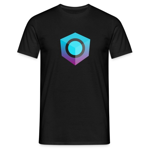 mapcore logo distribute png - Men's T-Shirt