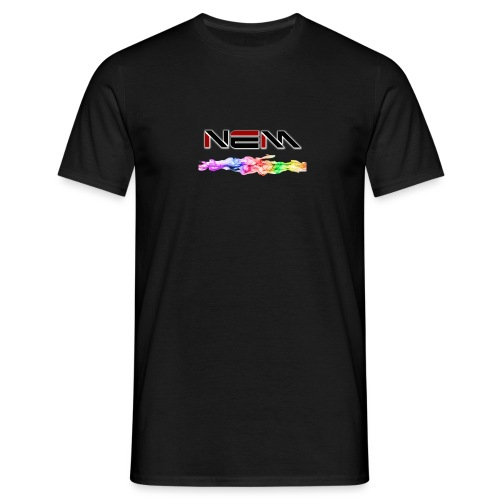 NEM LOGO - Men's T-Shirt