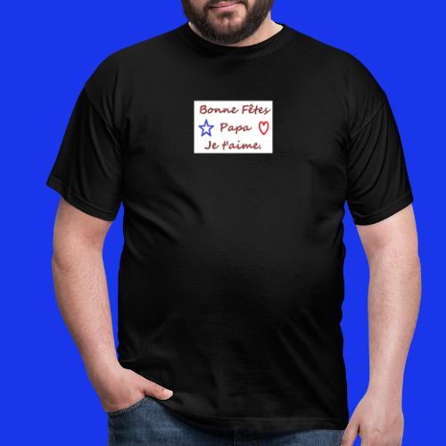 papa - T-shirt Homme