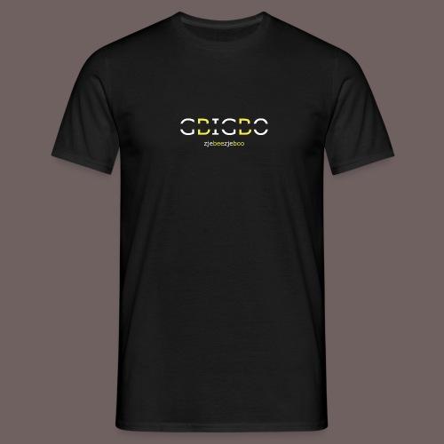 GBIGBO zjebeezjeboo - Retour à l'essentiel - T-shirt Homme