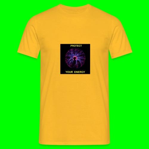 Energy - Men's T-Shirt