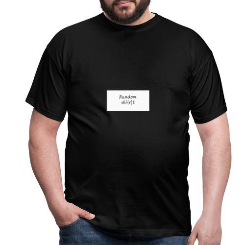 Lustig - Männer T-Shirt