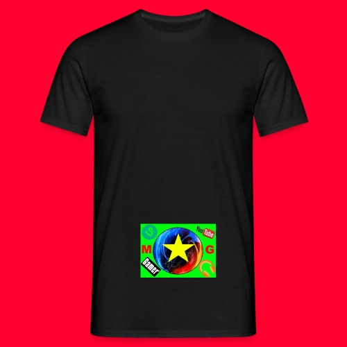 Ministar gaming logo - Men's T-Shirt