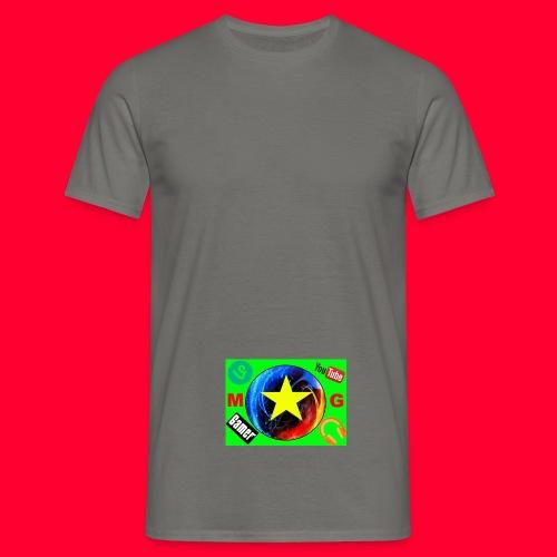 Ministar gaming logo - Men's T-Shirt