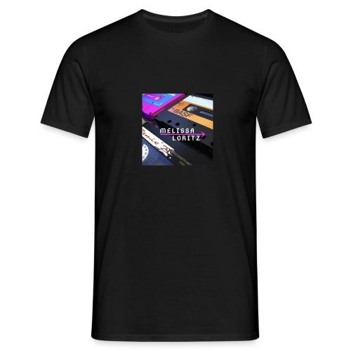 retro style kasette - Männer T-Shirt