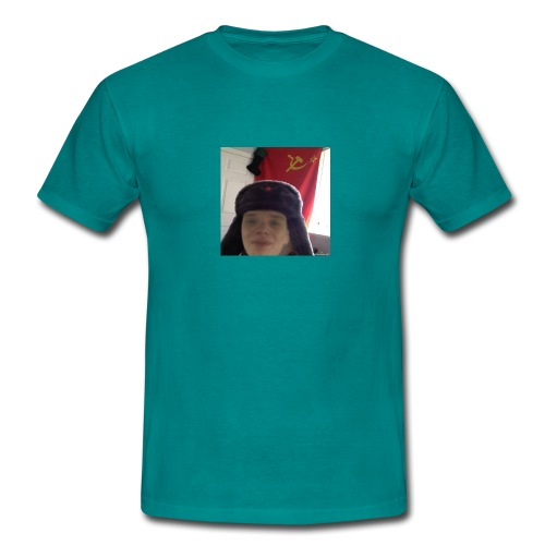 Kommunisti Saska - Miesten t-paita
