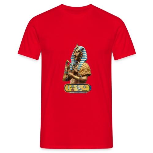 Echnaton - Ach-en-Aton - Der Sohn des ATON - Männer T-Shirt