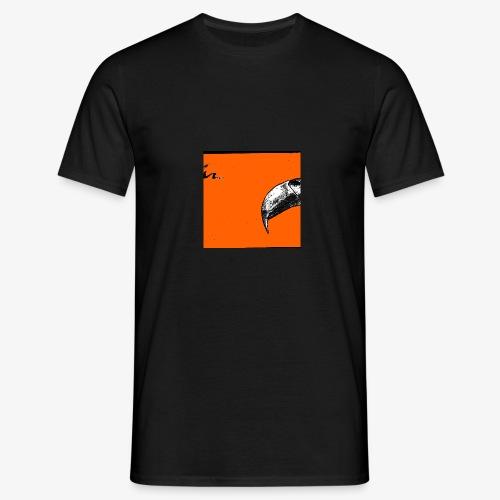 Beak Original Artwork - T-shirt herr