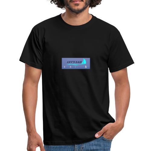 LES T SAIL - Camiseta hombre