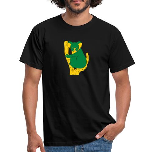 koala tree - Men's T-Shirt