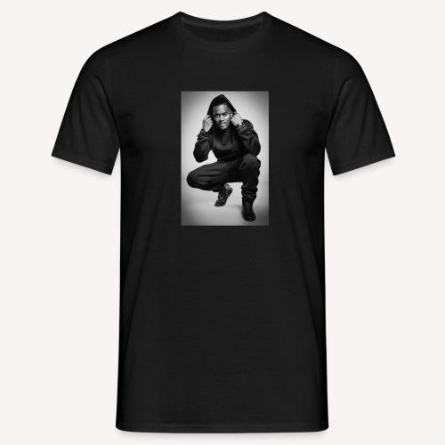 Black M - T-shirt Homme
