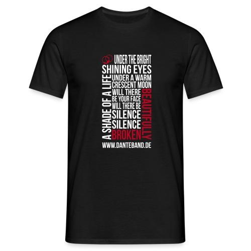 beautifully broken - Männer T-Shirt