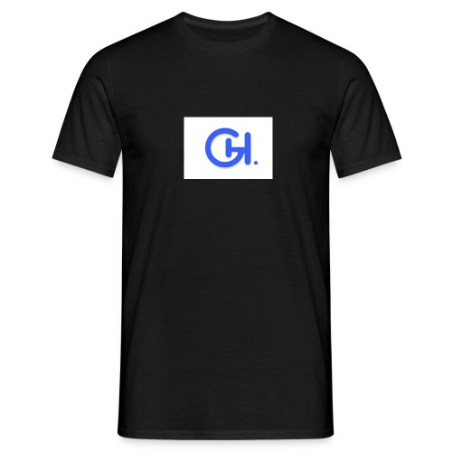 Glitchub Logo - Men's T-Shirt