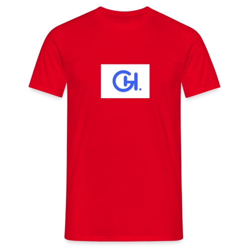 Glitchub Logo - Men's T-Shirt