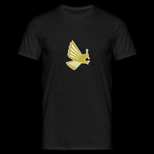 schriftzug1 - Männer T-Shirt