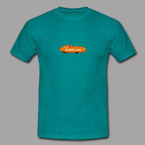 Saukki.com - Miesten t-paita