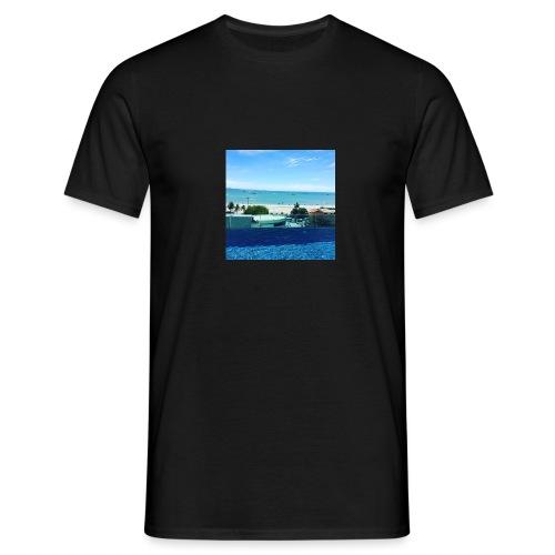 Thailand pattaya - Herre-T-shirt