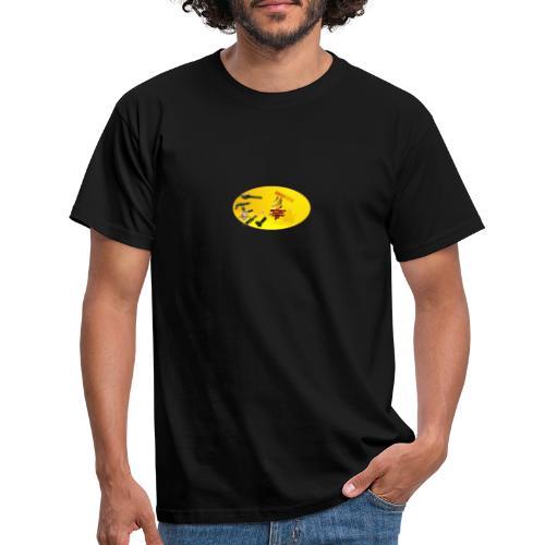 CROW MEME - Männer T-Shirt