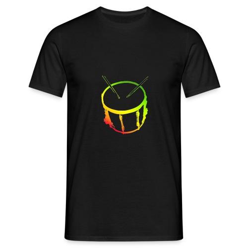 snaredrum - Mannen T-shirt