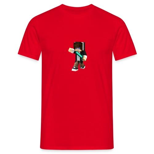 Mein Skin - Männer T-Shirt