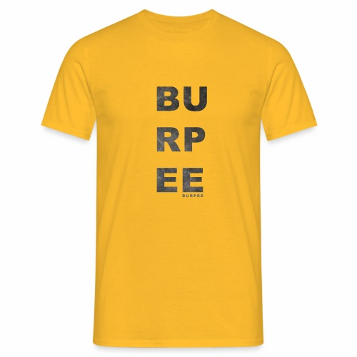 CF Naantalin burpeepainatus - Miesten t-paita