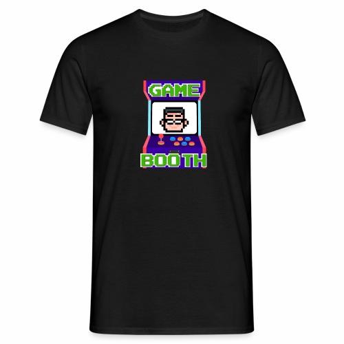 GameBooth Icon Logo - Men's T-Shirt