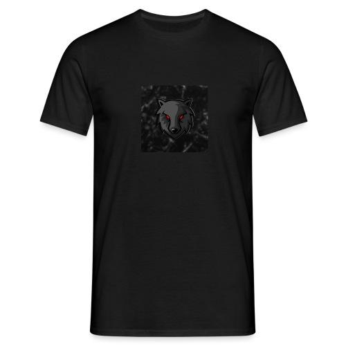 LoneWolfeBackground - Camiseta hombre