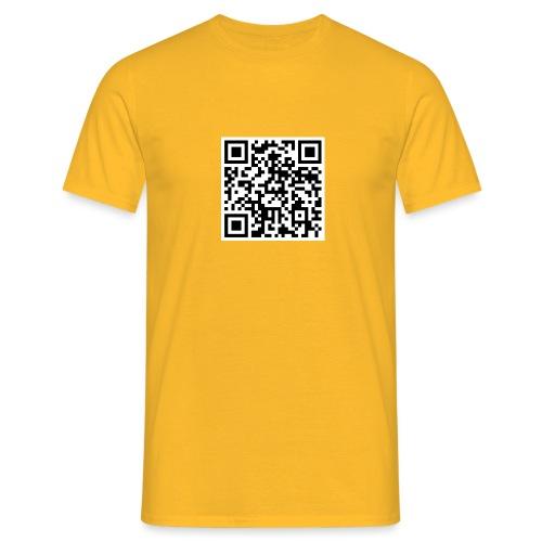 Qr Angolo - Maglietta da uomo