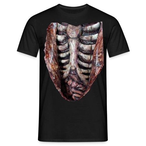 ripcage test - Camiseta hombre