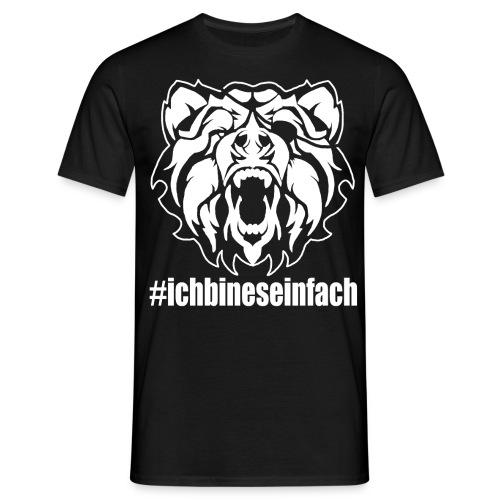 bear2 - Männer T-Shirt