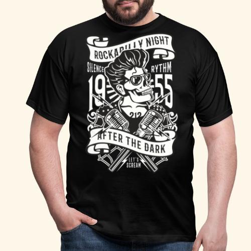 Rockabilly Night - Männer T-Shirt